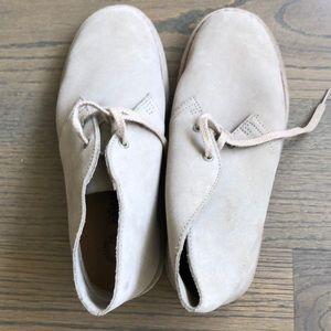 Never worn Clarks Desert Boot